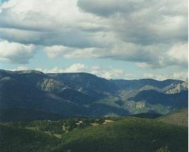 Le Parc Naturel Régional du Haut Languedoc